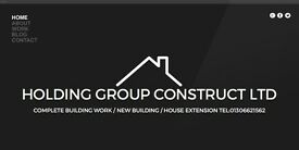 All aspects of Building / Maintenence Work
