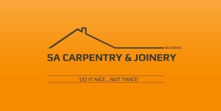 SA Carpentry & Joinery Gawler Gawler Area Preview