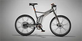 electric smart bike
