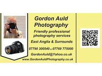 Friendly professional photography services