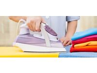 IRONING LADY WITH EXPERIENCE - NON SMOKING ENVIRONMENT