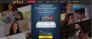 Jadoo TV 4Q , Free delivery, Free Installation Auburn Auburn Area Preview