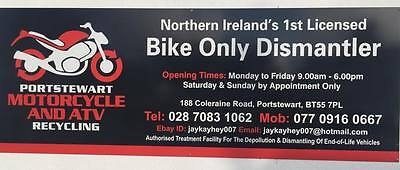 Portstewart Motorcycle&ATVRecycling