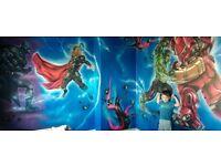 Murals /Bespoke Airbrush -Mural artist