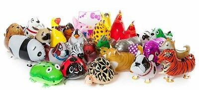 200 x walking pet balloons festivals/events/fairground/ bouncy castle add on