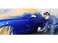 Car Painter/Denter required body work shop garage