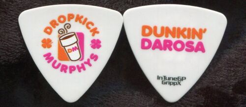 DROPKICK MURPHYS 2015 Blood Tour Guitar Pick!!! JEFF DaROSA custom stage Pick #2