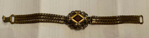 VICTORIAN PERIOD BRACELET HINGED 6.5 INCHES