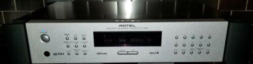Rotel RT-1084 AM/FM HD Radio SIRIUS Tuner HI-End Digital Output
