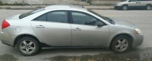 Safetied 2007 Pontiac G6