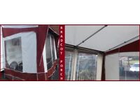 Caravan Awning Bradcot Portico Porch Awning Excellent Condition.