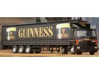 """Corgi 75407, Leyland DAF Curtainside truck """"Guinness"""", 1:50"""