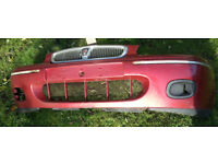 Rover front Bumper with Grill (25, 214,216,220 etc)