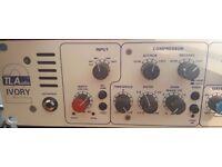 TL Audio 5051 MK2 - Mono Tube Voice Processor - Pre-amp, Compressor, Gate, EQ