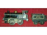 Prewar Hornby train O gauge