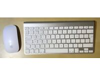 Apple Magic keyboard & mouse (fundraising for Scouts)