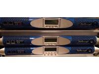 K10 DSP Powersoft switch mode amplifier