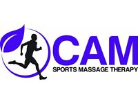 Sports massage is 'the manipulation of soft tissue to release tension.