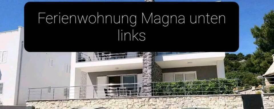 Ferienwohnung Magna in Murter in Estenfeld