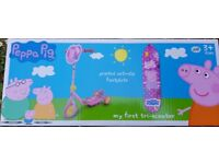 Peppa Pig scooter 3+ Brand New