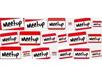 New meet up group meet like minded singles