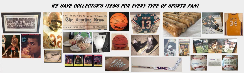 TNT Sports Memorabilia