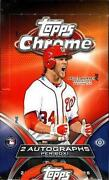 2012 Topps Chrome Set 220