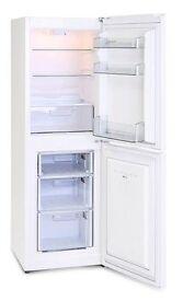 Montpellier MS148W 48cm Wide Static 50-50 Freestanding Fridge Freezer White (MS148W)
