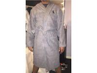Womens mens unisex ralph lauren dressing gown bath robe brand new