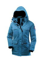 Women Canada Goose Constable Parka Blue