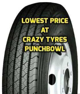 17 inch Second Hand Used Tyre From $31 Each @ Crazy Tyres Sydney City Inner Sydney Preview