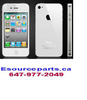 iPHONE 4S 16GB WHITE WITH TELUS - MINT CONDITION