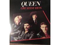 Queen Greatest Hits vinyl LP