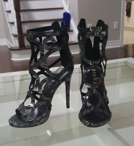 Brand New Heels each for only $25.00 ( NO BARGAIN )