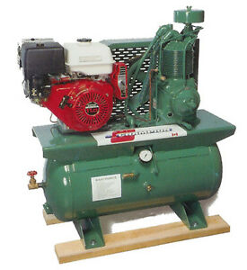 Champion gas powered compressor - Honda engine - MODEL# HGR5-3