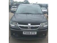 2009 DODGE JOURNEY 2.0 CRD SXT Auto 12MTH WARRANTY AA COVER