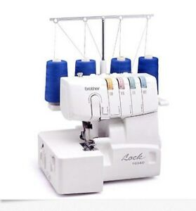 Brother 1034D 3/4 Lay-In Thread Sewing Serger Machine (New In Bo