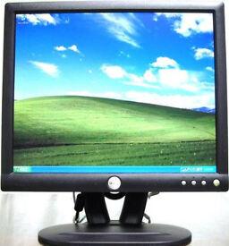 """Dell E173FPf 17"""" COLOUR LCD Monitor"""