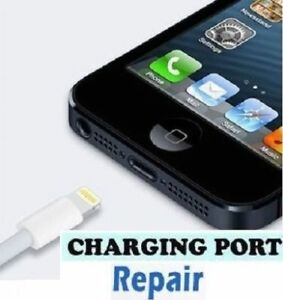 Charging Port Repair for iPhone 5/6/6S/ 7 & 6/6S/7 PLUS BRAMPTON