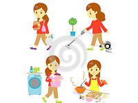 Cleaning & Cooking Service