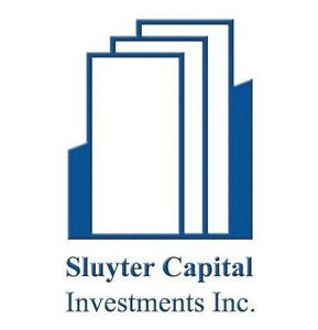 Loans by Sluyter Capital Investments. $50k-$300k