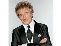 2 tickets for Rod Stewart at the 02. 26th February 2017
