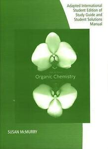 Organic chemistry mcmurry books ebay organic chemistry mcmurry solutions manual fandeluxe Gallery