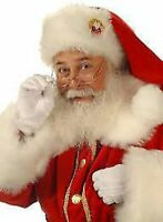 Santa or Mrs. Claus for all Christmas Events. Call 204-663-1000