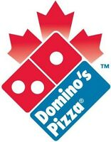 Dominos Pizza looking for Managers!