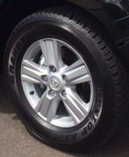 LandCruiser 200 Series Altitude, VX, Sahara Alloy Wheel & Seven Hills Blacktown Area Preview