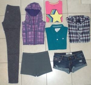Lot of Brand Name Girls Clothing, Size 14