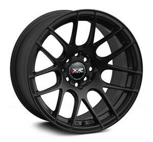 "Subaru Impreza forester 17"" black xxr 530 wheels 225/45r17 kumho tyres Rockdale Rockdale Area Preview"