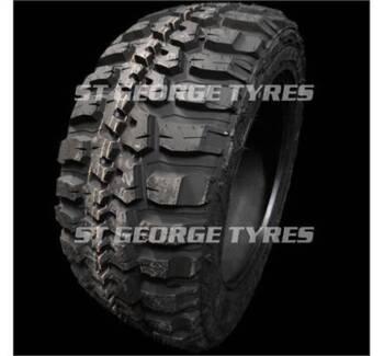 31 10 5 R15 Mud Tyres In Cessnock Area Nsw Wheels Tyres Rims