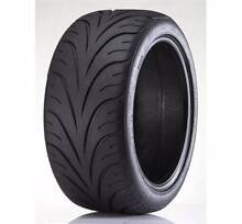 BRAND NEW 1 X FEDERAL TYRES 205-50-16 595 RS-R SEMI SLICK RACE Arncliffe Rockdale Area Preview